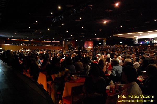 Canecão (2010) - Foto: Fábio Vizzoni - Blog Música e Lerta
