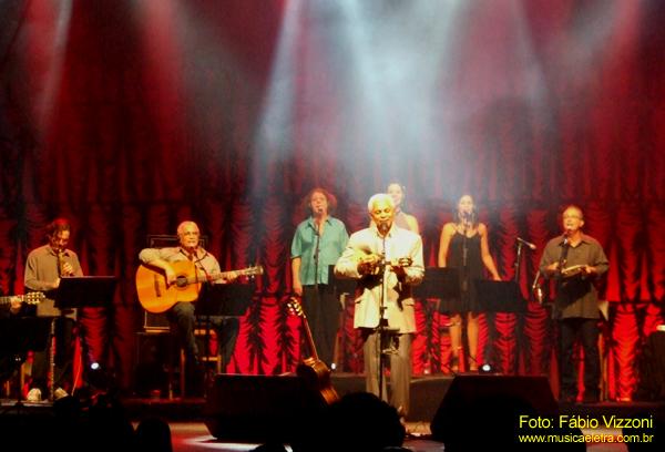 Paulinho da Viola (2007) - Foto: Fábio Vizzoni - Blog Música e Lerta