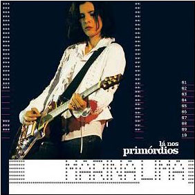 "O novo CD de Marina Lima, ""Lá nos primórdios"""