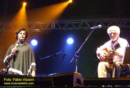 Leila Pinheiro e Oscar Castro Neves