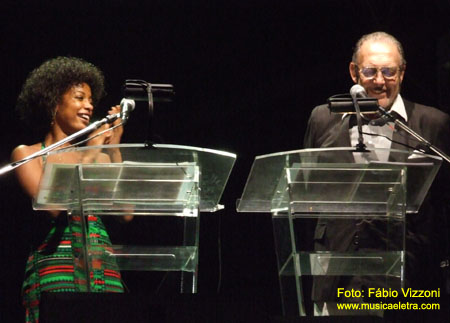 Thalma de Freitas e Mièle