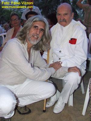 Oswaldo Montenegro e Billy Blanco