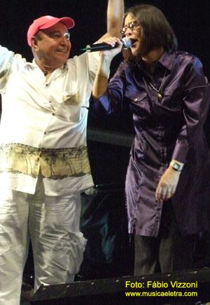 João Donato e Joyce Moreno