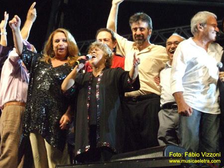 Wanda Sá, Leny Andrade, Zimbo Trio e Carlos Lyr