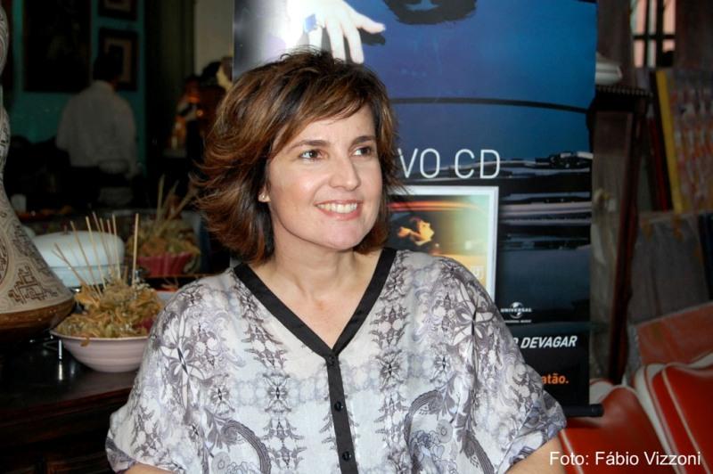 Isabella Taviani - Foto: Fábio Vizzoni