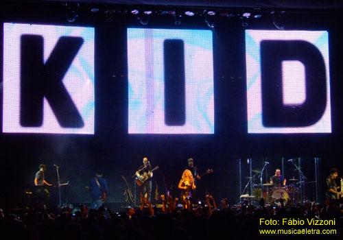 Kid Abelha - Foto: Fábio Vizzoni - Site Música & Letra