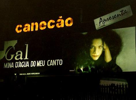 Gal Costa, em cartaz no verão de 1996