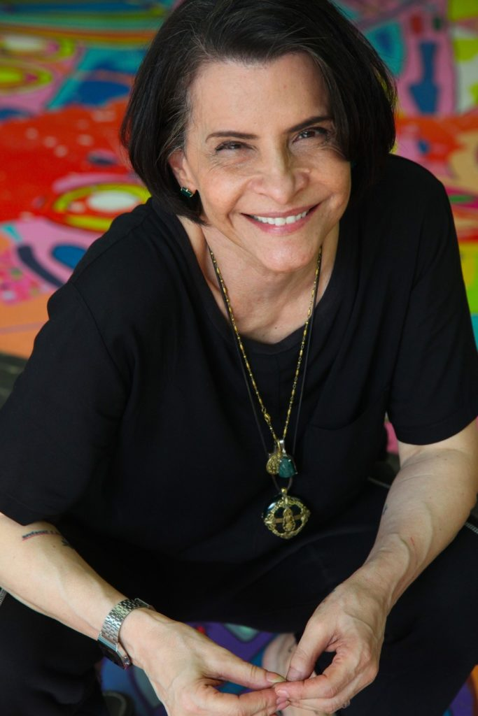 Marina Lima - Foto: Candé Salles